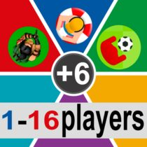 2 3 4 5 6 player games free without wifi internet 1.11 APK MOD