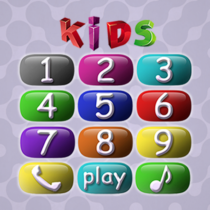 Baby Phone for Kids – Learning Numbers and Animals  APK MOD 3.1.0