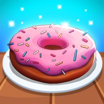 Boston Donut Truck – Fast Food Cooking Game 1.0.6 APK MOD