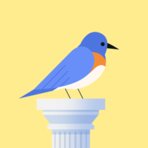 Bouncy Bird: Casual & Relaxing Flappy Style Game 1.0.5 APK MOD