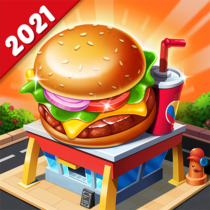 Cooking Crush New Free Cooking Games Madness  1.3.7 APK MOD