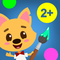 Learn colors and shapes, 123 numbers for kids!  3.3.8 APK MOD