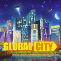 Global City Build your own world. Building Game  0.2.5109 APK MOD