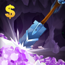 Gold Mining – mining and become tycoon 1.1.2 APK MOD