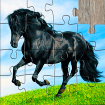 Horse Jigsaw Puzzles Game – For Kids & Adults 🐴  27.0 APK MOD