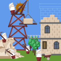 Idle Tower Builder: construction tycoon manager 1.1.9APK MOD