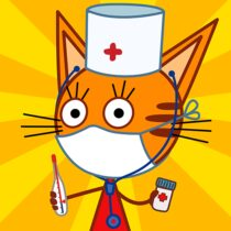Kid-E-Cats Animal Doctor Games for Kids・Pet Doctor 1.8.5 APK MOD