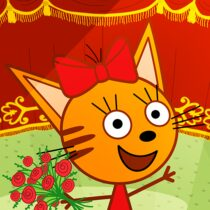 Kid-E-Cats Circus Games! Three Cats for Children  APK MOD 1.2.3