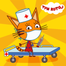 Kid-E-Cats: Hospital for animals. Injections 1.0.5 APK MOD