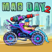 Mad Day 2: Shoot the Aliens 2.0 APK MOD