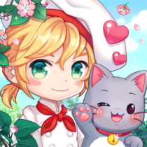 My Secret Bistro Play cooking game with friends  1.8.7 APK MOD