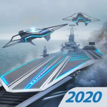 Pacific Warships Naval PvP  1.0.97 APK MOD