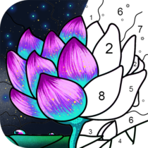 Paint By Number Coloring Book & Color by Number  2.53.1 APK MOD