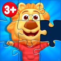 Puzzle Kids Animals Shapes and Jigsaw Puzzles  1.4.6 APK MOD