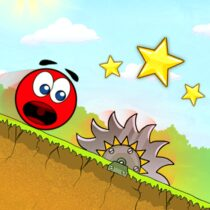 Red Ball 3 Jump for Love! Bounce & Jumping games  1.0.61 APK MOD