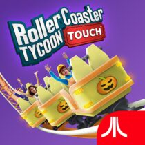 RollerCoaster Tycoon Touch – Build your Theme Park  3.18.22 APK MOD