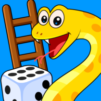 🐍 Snakes and Ladders Board Games 🎲 1.3 APK MOD