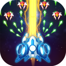 Space Attack – Galaxy Shooter 2.0.12  APK MOD