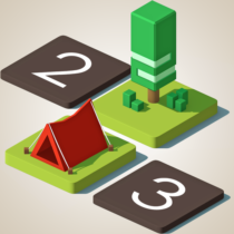 Tents and Trees Puzzles 1.6.14 APK MOD