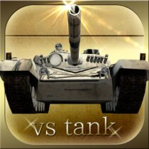 Two player battle game – Battle of tanks! 22.1 APK MOD