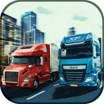 Virtual Truck Manager Tycoon trucking company  1.1.56 APK MOD