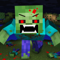 Zombie Apocalypse map for MCPE. New maps and mods 3 APK MOD