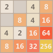 2048 Charm Classic & Free, Number Puzzle Game  5.2502 APK MOD