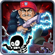 Army vs Zombies : Tower Defense Game 1.1.0 APK MOD