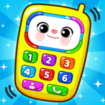 Baby Phone for toddlers – Numbers, Animals & Music  3.8 APK MOD