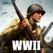 Call Of Courage WW2 FPS Action Game  1.0.34 APK MOD