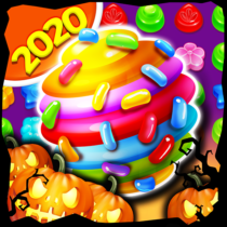 Candy Bomb Fever 2020 Match 3 Puzzle Free Game  1.6.6 APK MOD