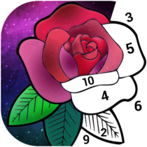 Color by number – color by number for adults 1.29 APK MOD
