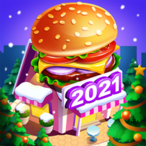 Cooking Marina fast restaurant cooking games  1.8.12 APK MOD