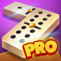 Dominoes Pro | Play Offline or Online With Friends  8.15 APK MOD