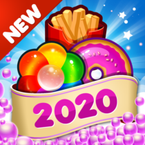 Fast Food 2020 New Match 3 Free Games Without Wifi 2.0.8 APK MOD