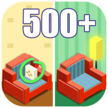 Find The Differences 500 – Sweet Home Design 1.2.3 APK MOD