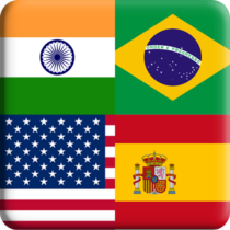 Flags Quiz Gallery : Quiz flags name and color  Flag 1.0.216 APK MOD