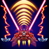 Galaxy Invader: Space Shooting 2.5 APK MOD