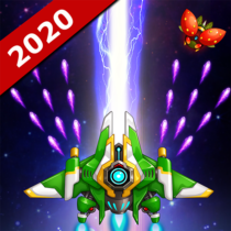 Galaxy Invader: Space Shooting 2020  1.67 APK MOD