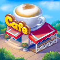 Grand Cafe Story-New Puzzle Match-3 Game 2020 2.0.18.1 APK MOD