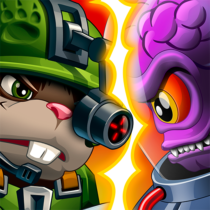 Hamsters PVP Fight for Freedom  1.47 APK MOD