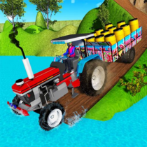 Indian Tractor Trolley Off-road Cargo Drive Game 1.0.2 APK MOD