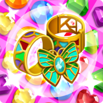 Jewel Witch – Best Funny Three Match Puzzle Game 1.8.1 APK MOD