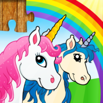 Jigsaw Puzzles Game for Kids & Toddlers 🌞 26.0 APK MOD