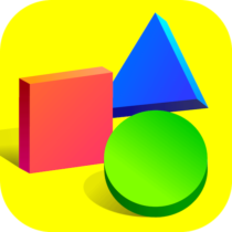 Learn shapes and colors for toddlers kids 1.3.1 APK MOD