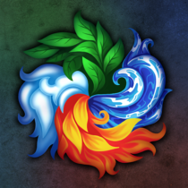 Masters of Elements-CCG game + online arena & RPG 6.6.8 APK MOD