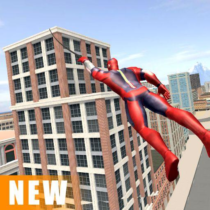 Miami Rope Hero Spider Open World City Gangster 1.0.25 APK MOD