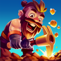 Mine Quest Crafting and Battle Dungeon RPG  1.2.23 APK MOD
