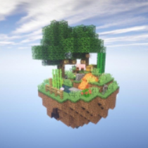 One block survival Minecraft maps. Map for MCPE  8 APK MOD