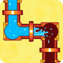Plumber World : connect pipes (Play for free) 29 APK MOD